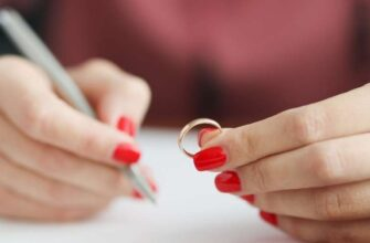 The procedure for divorce in the registry office
